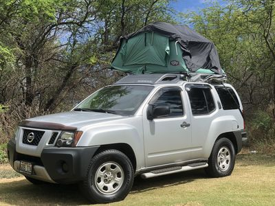 Photo for 2011 Nissan Xterra Off Road SUV Camper