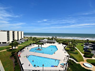 Photo for Oceanfront Condo - Litchfield By the Sea