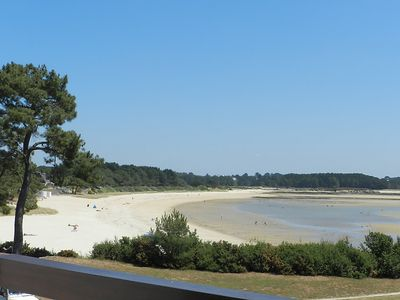 Photo for Apartment 944 m from the center of Carnac with Parking, Internet, Washing machine, Balcony (326986)