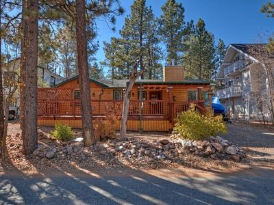 Photo for Lake Pines: 3 BR / 2 BA near village in Big Bear Lake, Sleeps 6