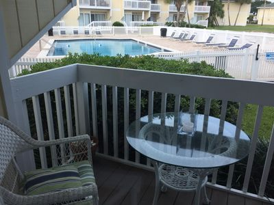 Photo for ARTIST'S CONDO ON POOL AND GOLF COURSE