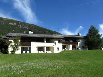 Photo for Holiday apartment La Punt-Chamues-ch for 4 persons with 2 bedrooms - Holiday apartment