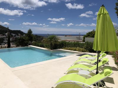 Photo for The Perfect Luxury Villa with Private Infinity Pool, Ibiza Villa 1075