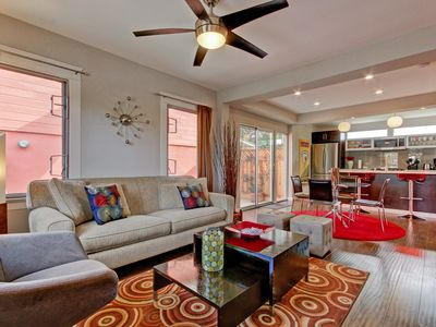 Photo for Stylish 3/2 Home -- Central & Close To Everything You Want!