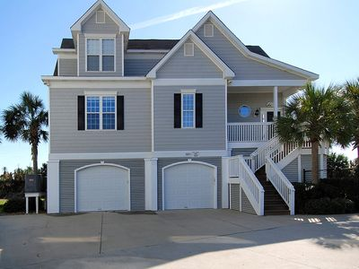 Photo for The Pinnacle, Oceanfront 6 Bedroom, Private Hot Tub, RATES JUST REDUCED!!!!