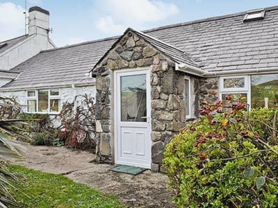 Photo for 2 bedroom property in Aberdaron. Pet friendly.