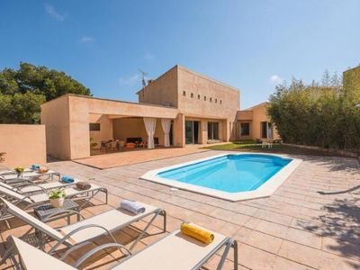 Photo for Holiday house Son Servera for 1 - 6 persons with 3 bedrooms - Holiday house