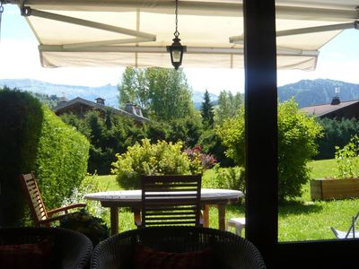Photo for Apartment/ flat - Megève (2 bedrooms) with terrace and Garden in full south