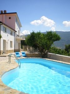 Photo for Luxury Holiday Villa with Private Pool, Terrace with Stunning Views