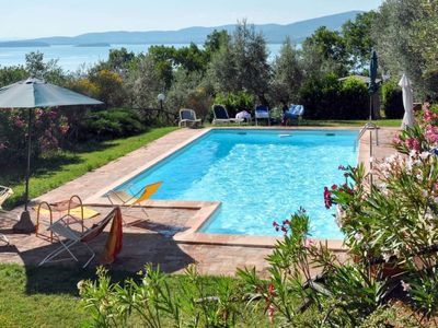 Photo for Apartment Il Querceto (CDL200) in Lago Trasimeno - 4 persons, 2 bedrooms