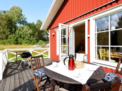 Photo for Vacation home Orust/Tegneby in Henån - 4 persons, 2 bedrooms