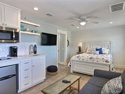 Photo for Trout Street: ON MARINA, Loft Living, Outdoor Seating, Ocean Air