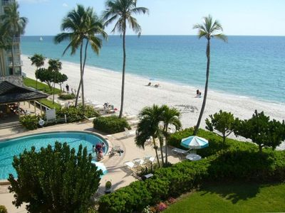 Photo for Naples Beachfront - Perfect Haven to Relax!
