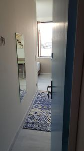 """Photo for """"BLUE"""" Appt fully equipped center Castelnaudary facing the Canal du Midi"""