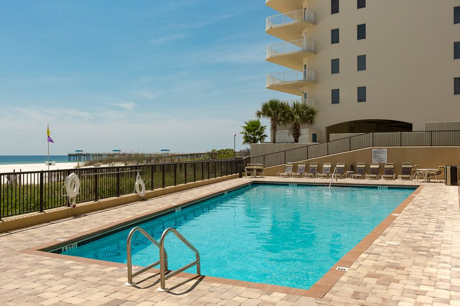 The Palms #1016: 3 BR / 3 BA condo in Orange Beach, Sleeps 8