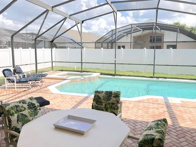 Pool With Privacy Fence
