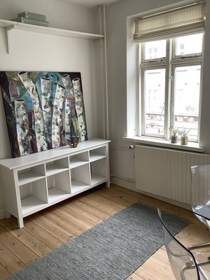 Photo for Apartment Aarhus C - near harbor, beach and center. Quiet property.