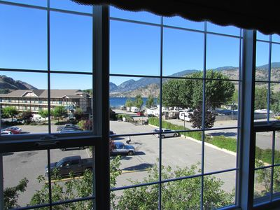 Photo for View or Walk to Skaha Lake beach♡Stay In A Luxury Condo