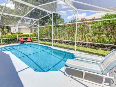 Photo for Southern Dunes Resort-Private pool and WIFI-Privacy bush behind the pool