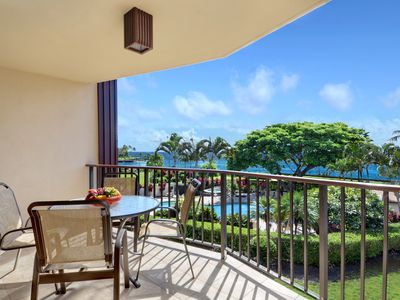 Photo for Lawai Beach Resort #1-314: Steps from Lawai Beach & Great Snorkeling!