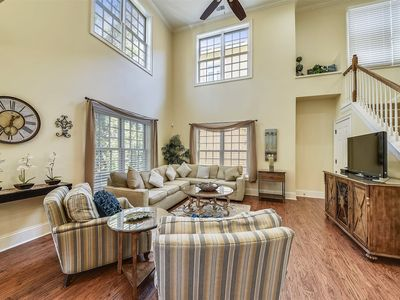 Photo for 32 Crabline Court is an exquisitely decorated 5 bedroom, 4 bathroom home located in Hilton Head's