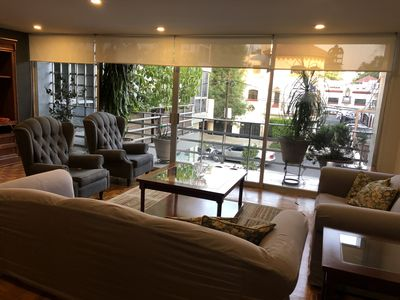 Photo for Beautiful and newly remodeled  apartment  in the emblematic Condesa neighborhod