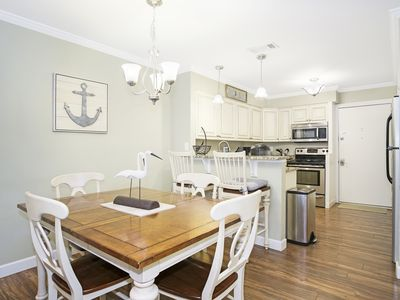 Photo for Newly updated 2 bedroom/2 bath wifi - Short walk to beach!