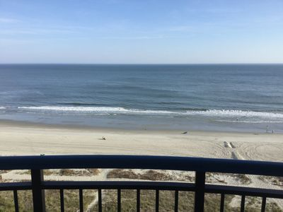 Photo for Low Winter Rates,Private 1 Bedroom,2 Full Bathroom Oceanfront Suite at Boardwalk