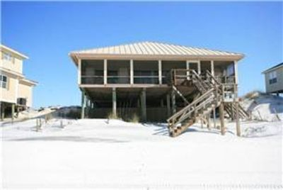 "Photo for Family favorite, Gulf Front, ""Breen House"" on Dune Allen Beach"