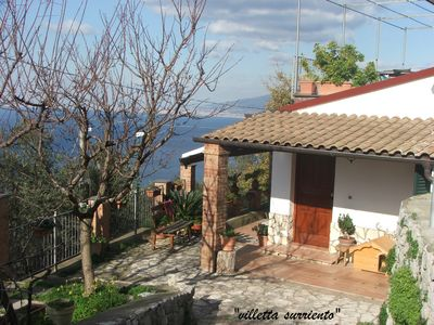 Photo for house Surriento panoramic rooftop garden iacuzzi 5 places bed