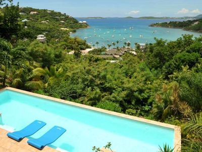 Photo for Westin St. John- Fabulous 2 bedroom Villa!
