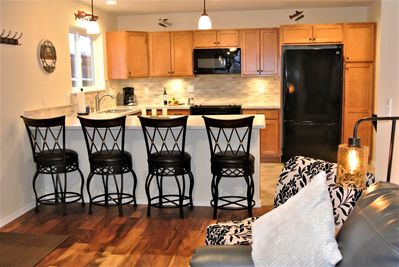 Make Chinook guest suite your home base while in Juneau.