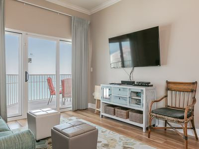 Photo for FREE FALL NIGHT with Kaiser in Seawind Penthouse #1: 2 BR/2 BA Condo in Gulf Shores Sleeps 8