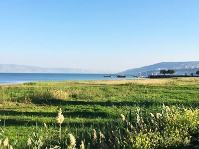 Photo for Peaceful Kibbutz Stay by the Sea of Galilee