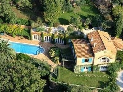 Photo for Spectacular House in St Tropez with a pool  in a luscious gardener park(7000 m²)