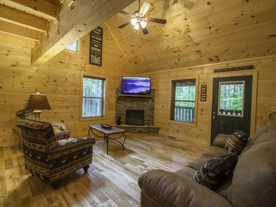 Photo for Discover Adventure in the Smokies with this Family Friendly Oasis in the Woods