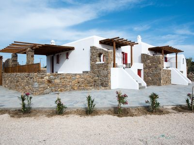 Photo for Myconian Brothers - Apartments in Mykonos (Agrotourism Accommodation)