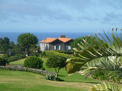 Photo for Romantic Country House with sea view