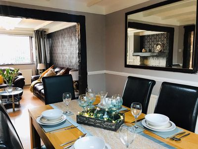 Photo for (BabsysPlace)Luxury Open Plan 3 Bed Townhouse  FAMILY FRIENDLY