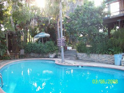 Huge Private Studio W/ Pool And Tropical Gardens