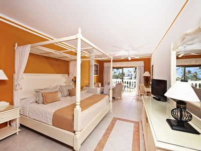 Photo for junior suite available at Luxury Bahia Principe in Punta cana