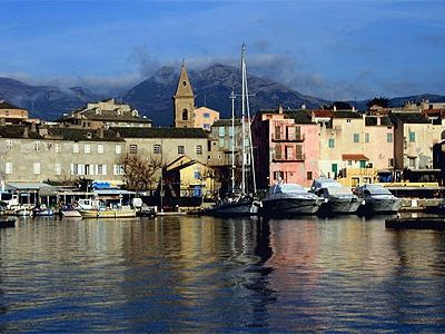 Photo for In Corsica, in the very heart of Saint Florent, very nice air-conditioned apartment