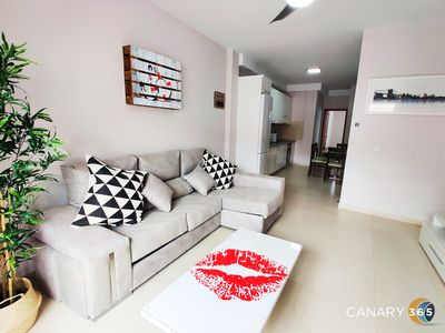 Photo for Intimate and Stylysh Apartment + Parking + Self Entry by Canary365