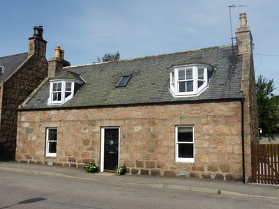 Photo for A brand new cosy and tastefully decorated cottage in the centre of Ballater.