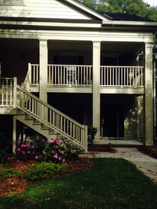 Photo for Romantic Golf Front Condo,  In Pawley's Plantation minutes to Beaches & Gated!
