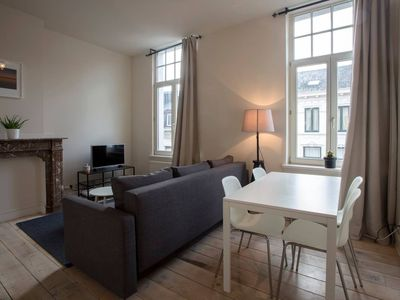 Photo for Apartment 1.3 km from the center of Antwerp with Internet (1004833)