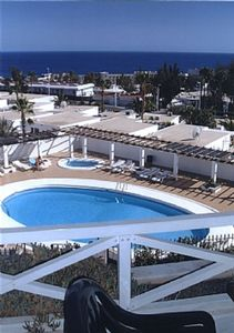 Photo for Centrally located apartment centre of PDC with stunning sea views free wifi, tv