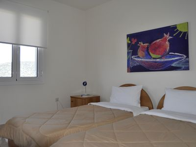 Photo for Pomegran: Studio in peaceful area with quality amenities and great views