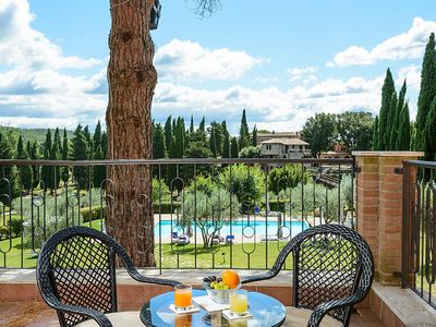 Photo for 2BR Apartment Vacation Rental in Pian dei Mucini, Toscana