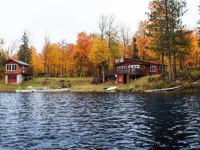 Photo for Anam Cara - 150-Acre Lakefront Paradise